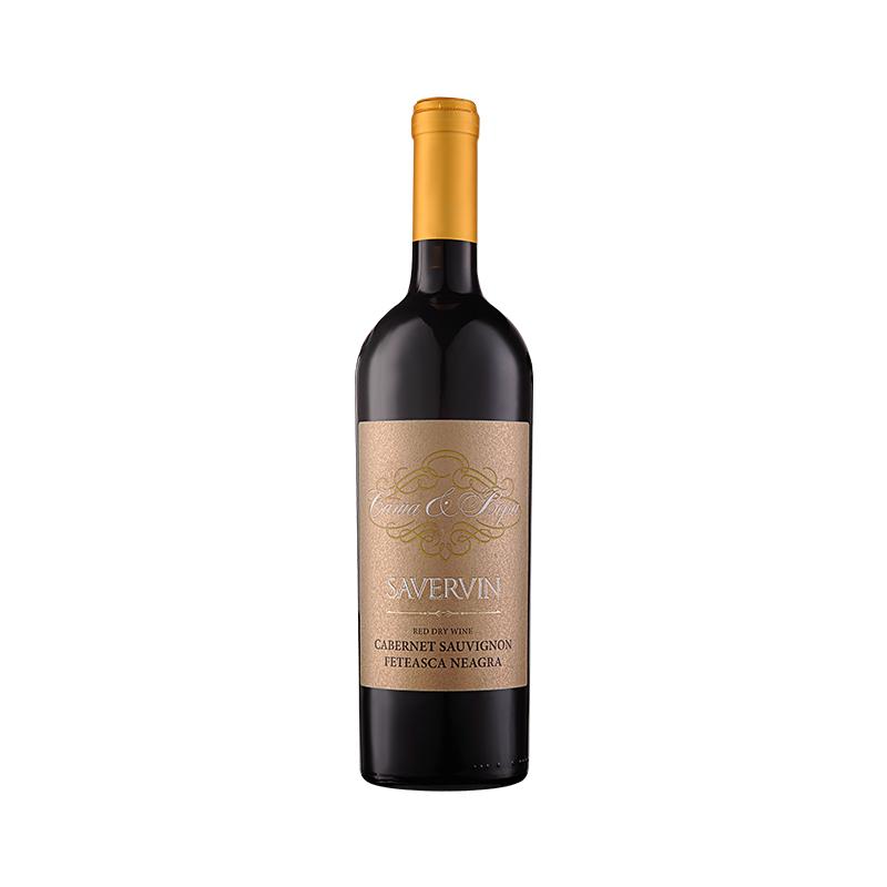 萨维雯菲凡干红葡萄酒*2瓶