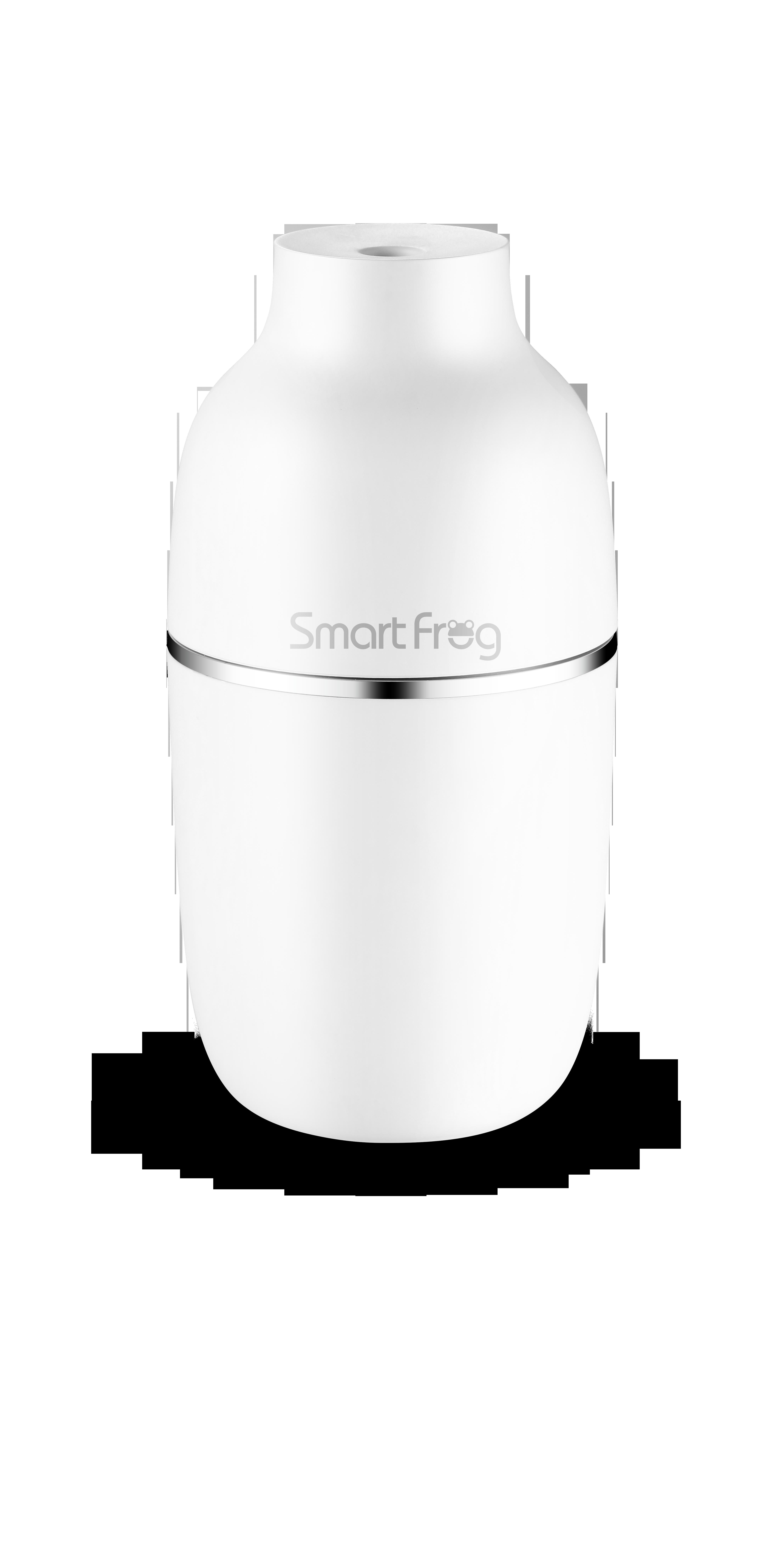 卡蛙(SmartFrog)超声波香薰加湿器/空气加湿器/迷你车载usb加湿器/家用便携办公室静音喷雾 水蜜陶-黑色