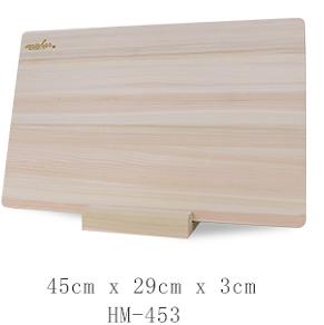 铁技桧木砧板HM-453(大)