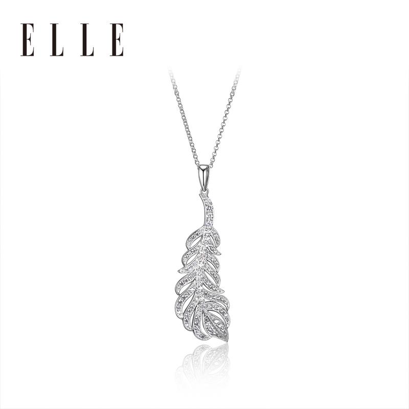 ELLECrystal-晶羽系列项链3116100Q