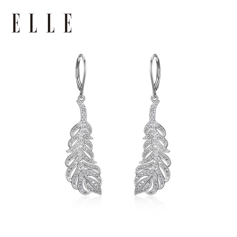 ELLECrystal-晶羽系列耳饰7116300Q