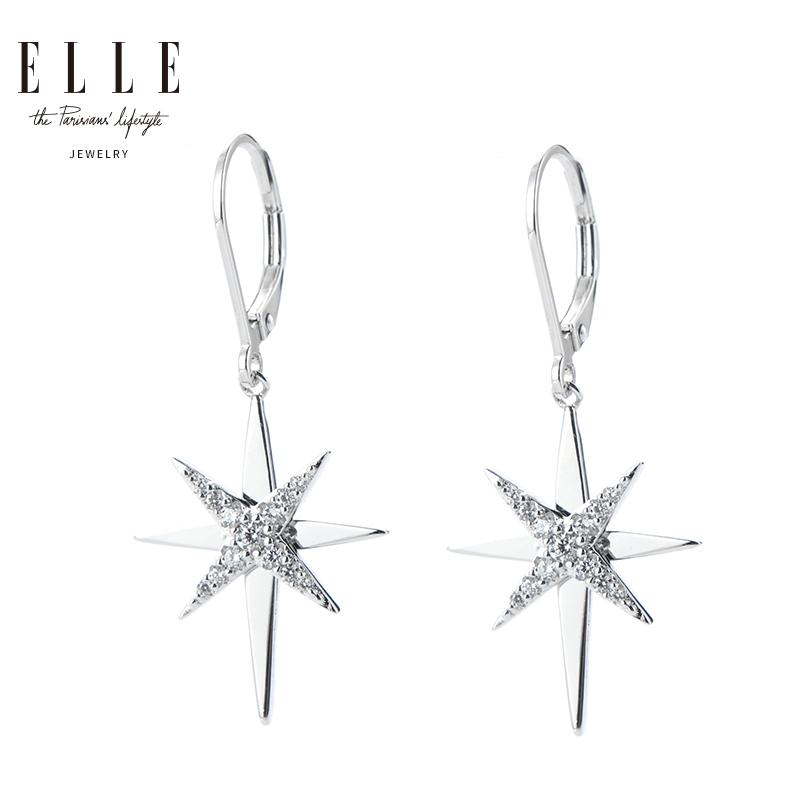 ELLEDoubleStar系列-耳环7029100