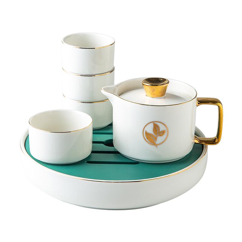 菲米雅致陶瓷茶具套装