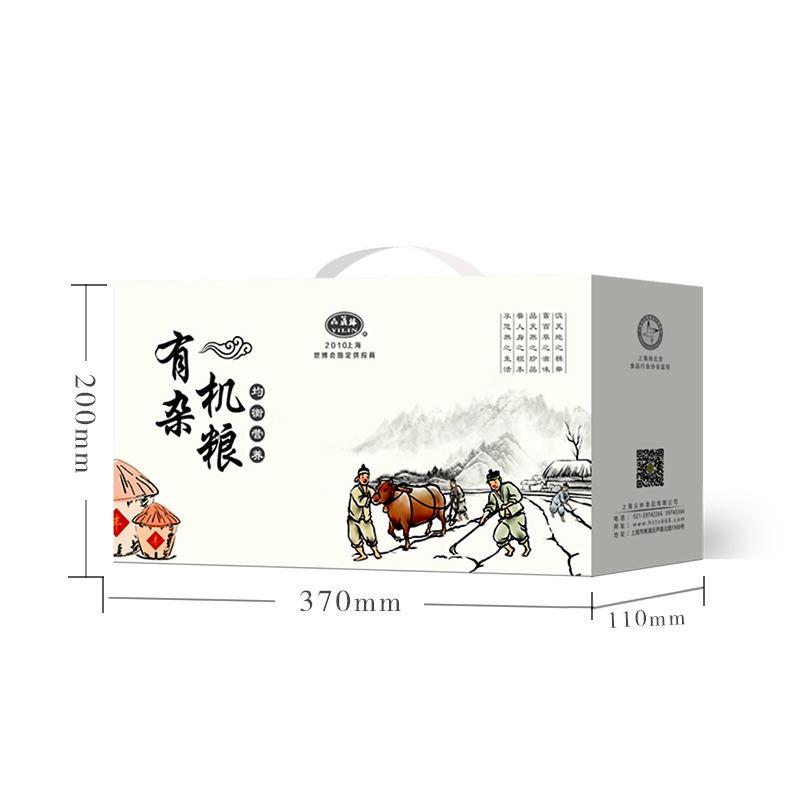 义林有机杂粮全年款礼盒(A套)
